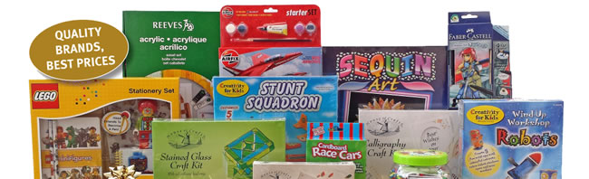 At and Craft Kits